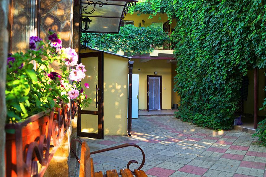 гостевой дом азовское море крым фото